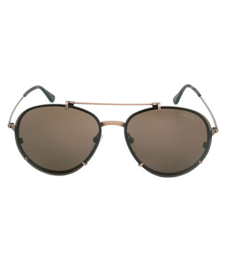 3d732951a49 Matte dark brown roviex sunglasses Sale - Tom Ford Sale