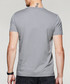 Grey pure cotton print T-shirt Sale - kuegou Sale