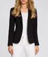 Black cotton blend jacket Sale - made of emotion Sale
