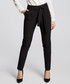 Black tie waist formal trousers Sale - made of emotion Sale