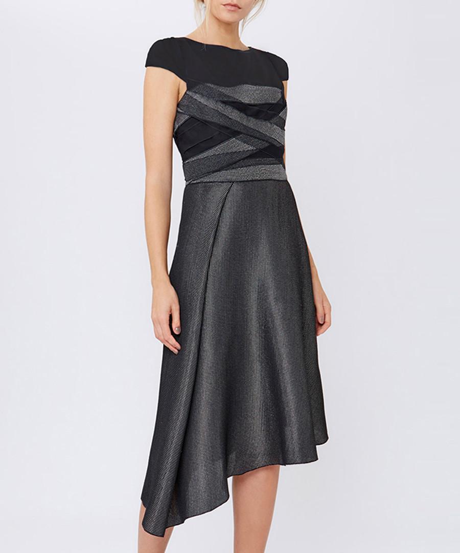 Light grey wool blend dress Sale - Amanda Wakeley