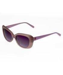 Pink & purple sunglasses