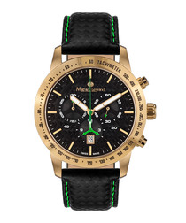 Grande Vitesse stainless steel watch