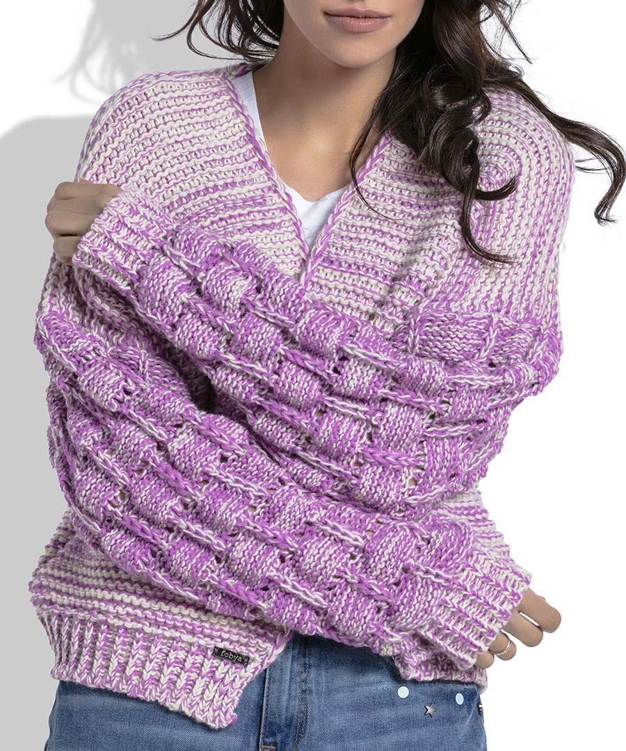 Crocus wool blend knit cardigan Sale - fobya