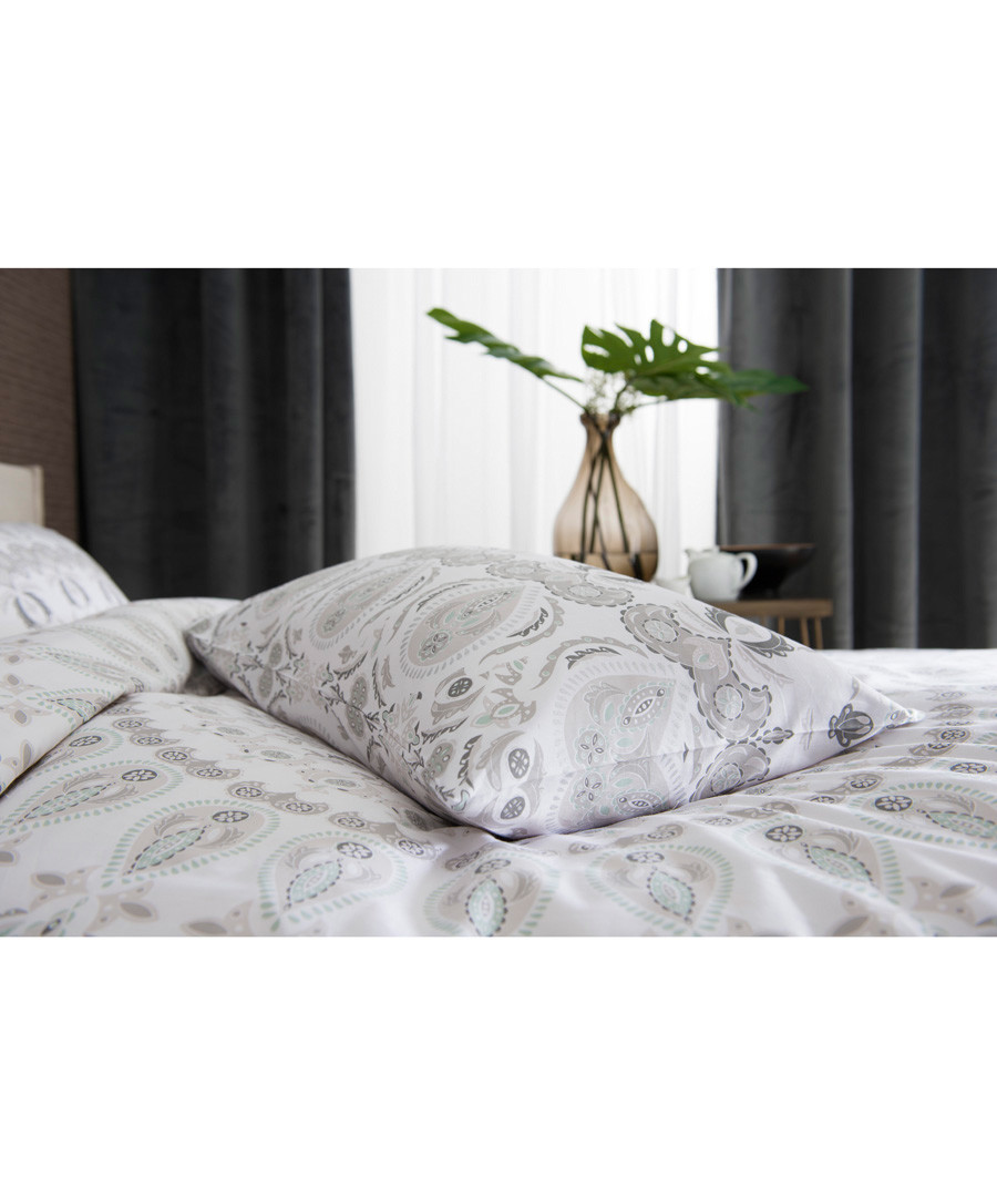 Angel white cotton king duvet set Sale - lyndon