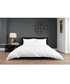 Florence white cotton king duvet set Sale - lyndon Sale