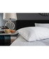 Nimes white cotton single duvet set Sale - lyndon Sale
