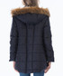 Navy quilted puffer coat Sale - Dewberry Sale