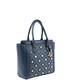 Blue embellished grab bag Sale - v italia by versace 1969 abbigliamento sportivo srl milano italia Sale