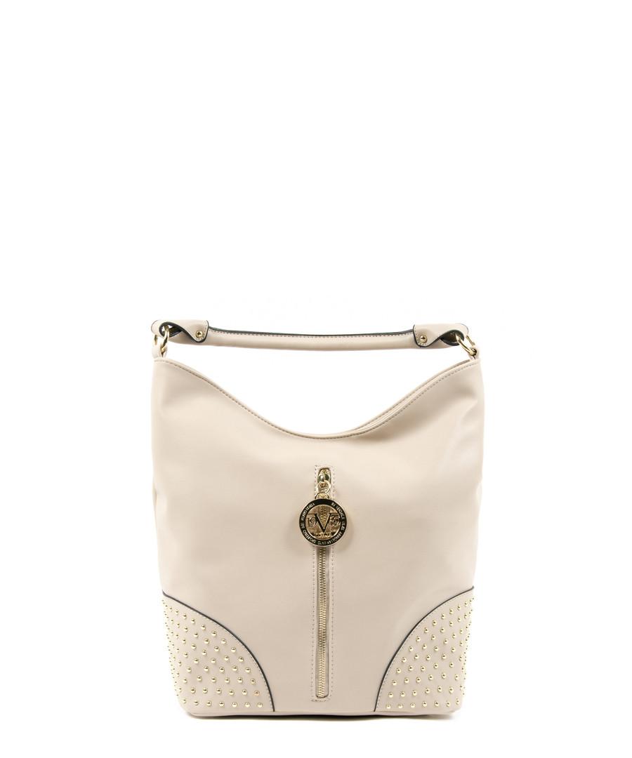 Sand studded slouch bag Sale - versace 1969 abbigliamento sportivo srl milano italia