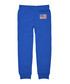 Boys' blue cotton blend joggers Sale - polo club st. martin Sale