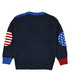 Boys' navy pure cotton jumper Sale - polo club st. martin Sale
