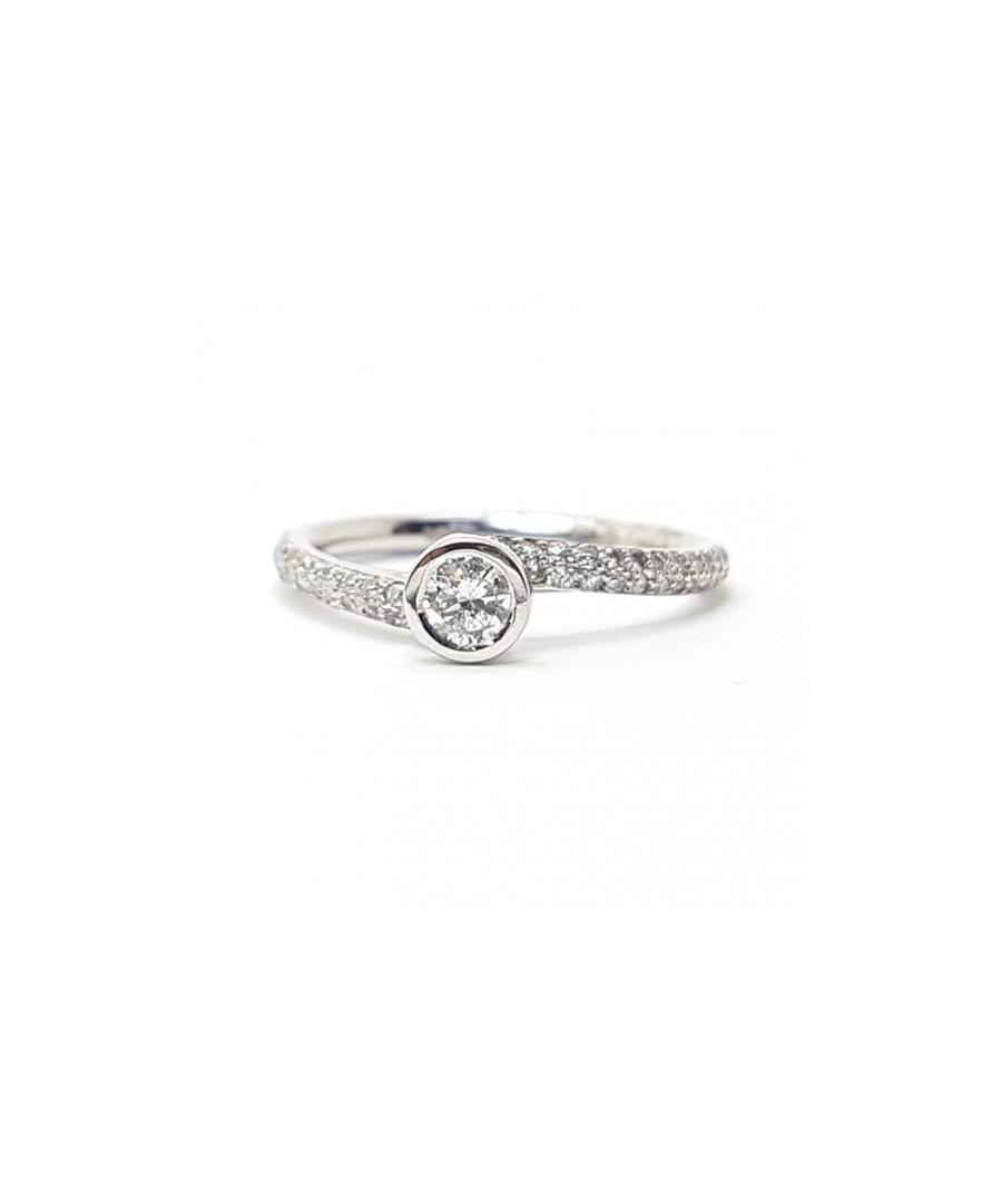 0.5ct round diamond engagement ring Sale - Buy Fine Diamonds
