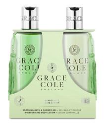 2pc Grapefruit Lime & Mint body care set