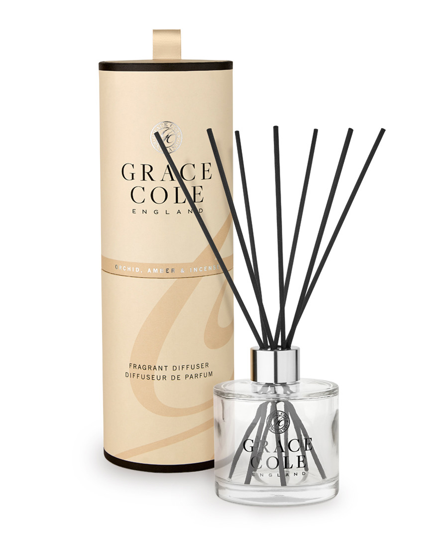 Orchid Amber & Incense diffuser 200ml Sale - grace cole