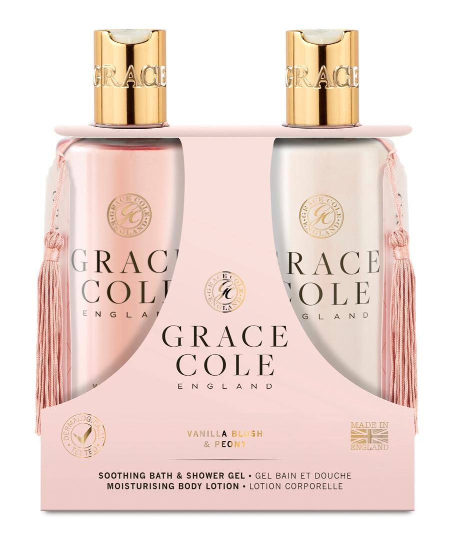 2pc Vanilla Blush & Peony body care Sale - grace cole