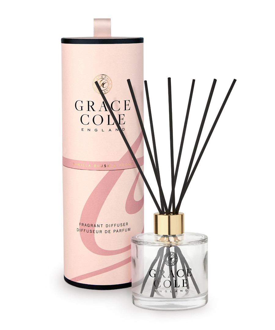 Vanilla Blush & Peony diffuser 200ml Sale - grace cole