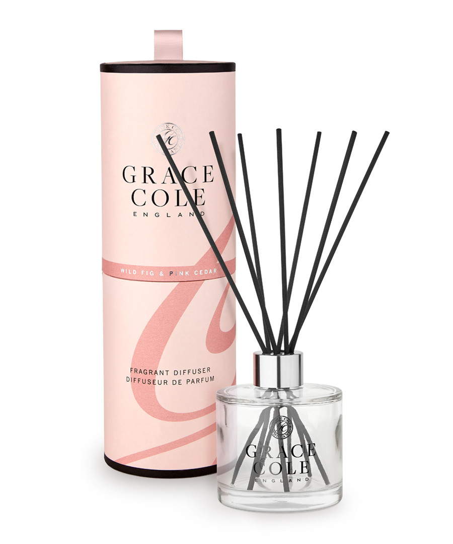Wild Fig & Pink Cedar diffuser 200ml Sale - grace cole