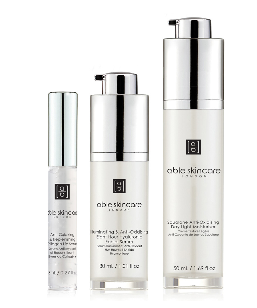 3pc Anti-Oxidising serum set Sale - able skincare