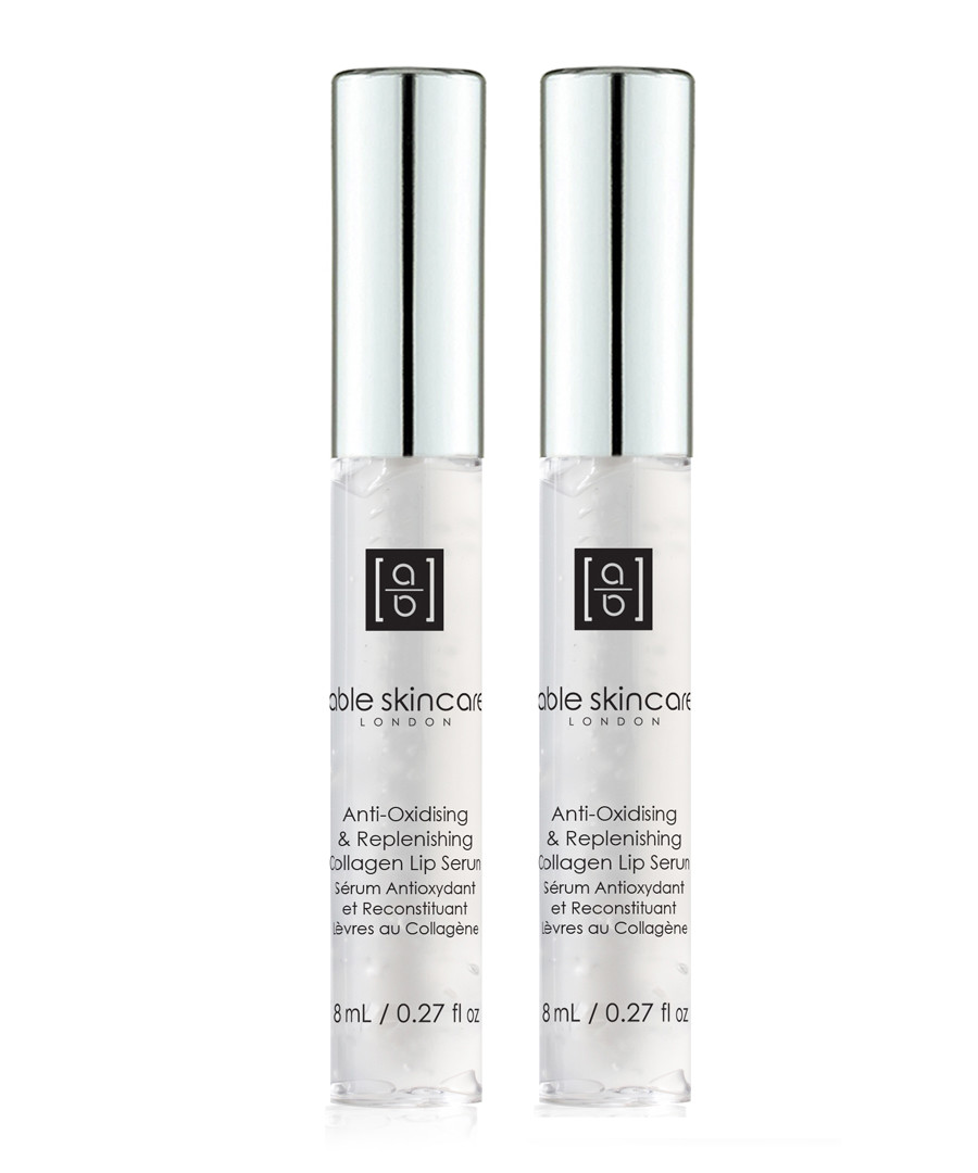 2pc Replenishing lip serum set Sale - able skincare