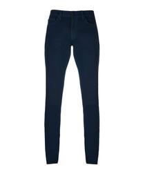 Tyler dark blue cotton slim jeans