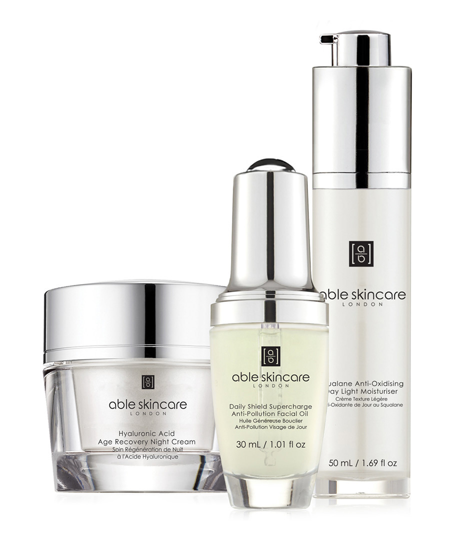 3pc Superfood Treatment set Sale - able skincare
