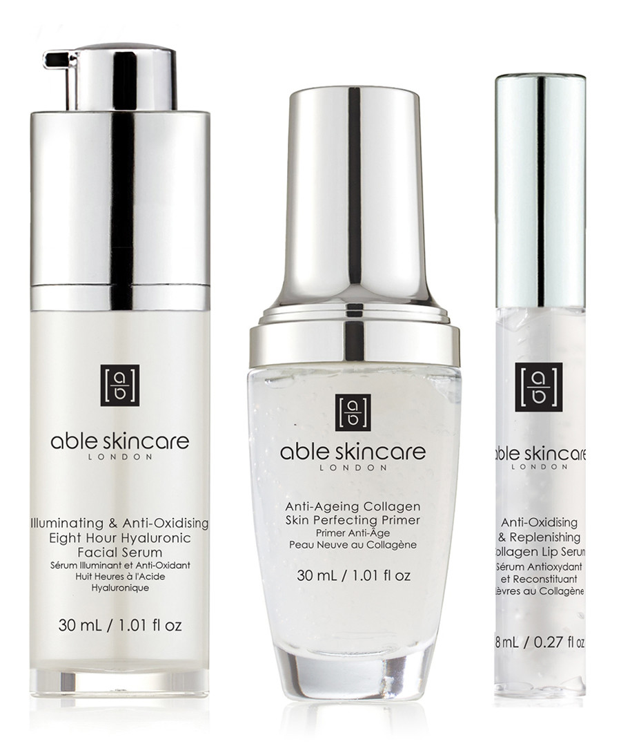 3pc Ultime Radiance Recharge set Sale - able skincare