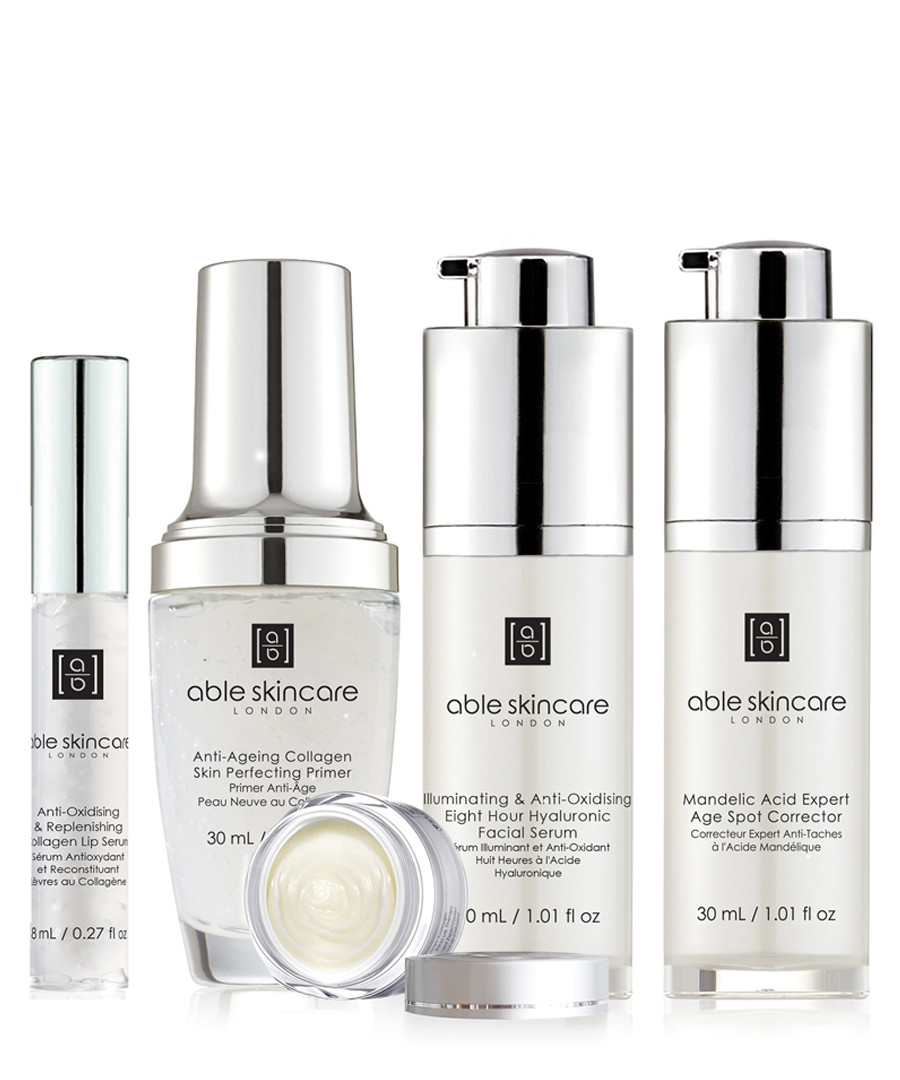 5pc Expert Actives set Sale - able skincare