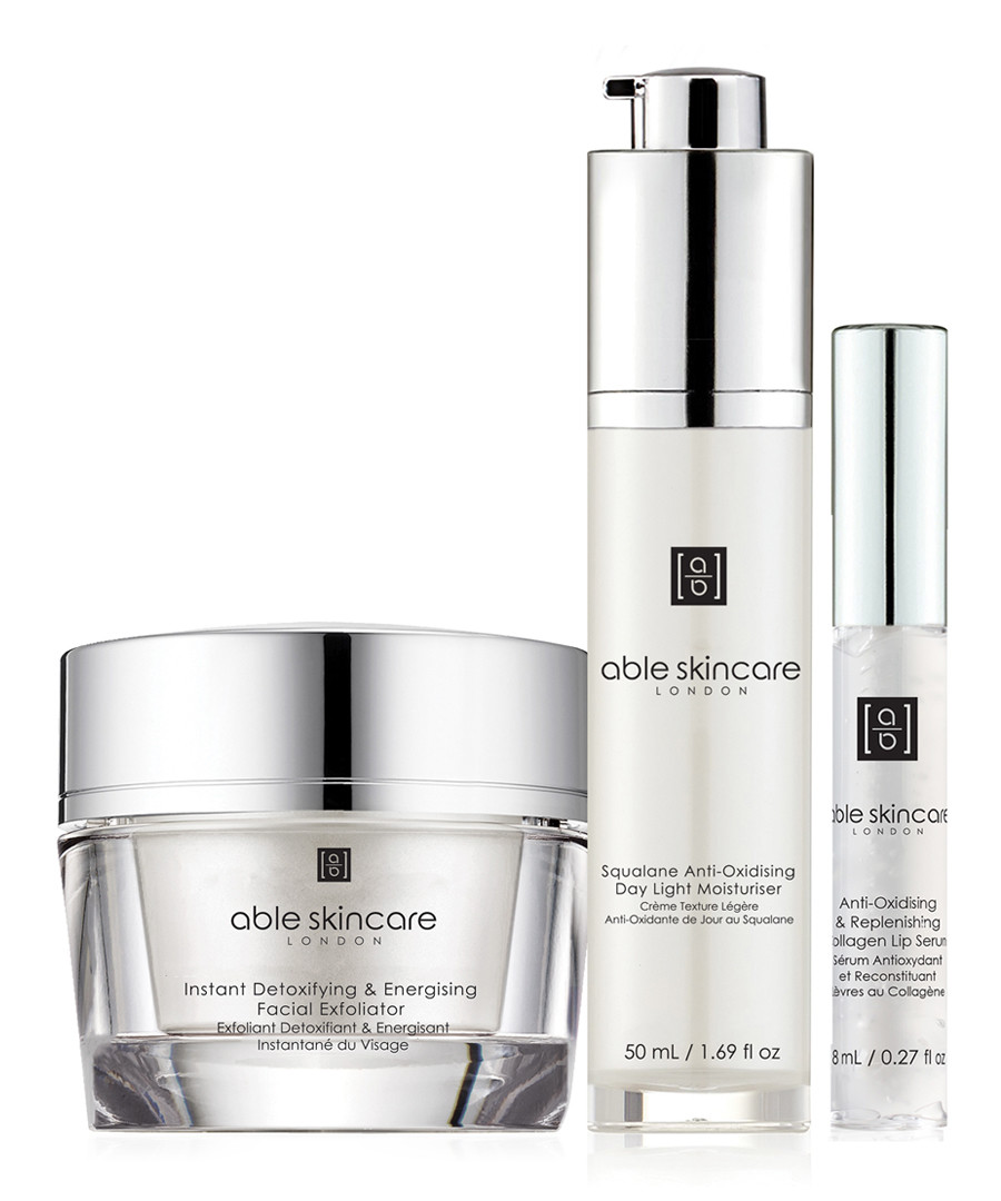3pc Optimal Detoxifying Edition set Sale - able skincare