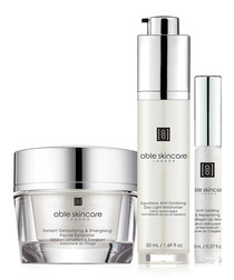 3pc Optimal Detoxifying Edition set