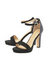 Black ankle strap platform heels Sale - ravel Sale