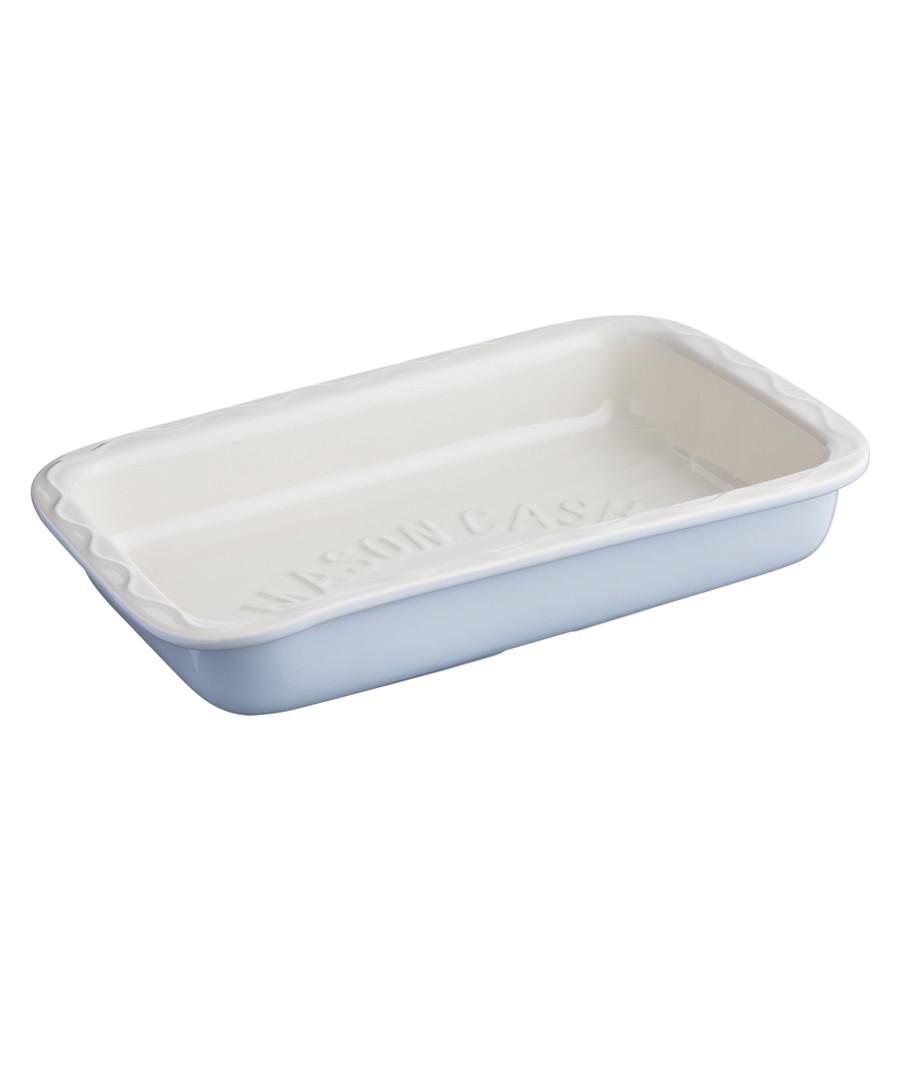 Bakewell white stoneware pie dish 31cm Sale - mason cash