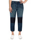 Wynne blue high-rise crop straight jeans Sale - j brand Sale