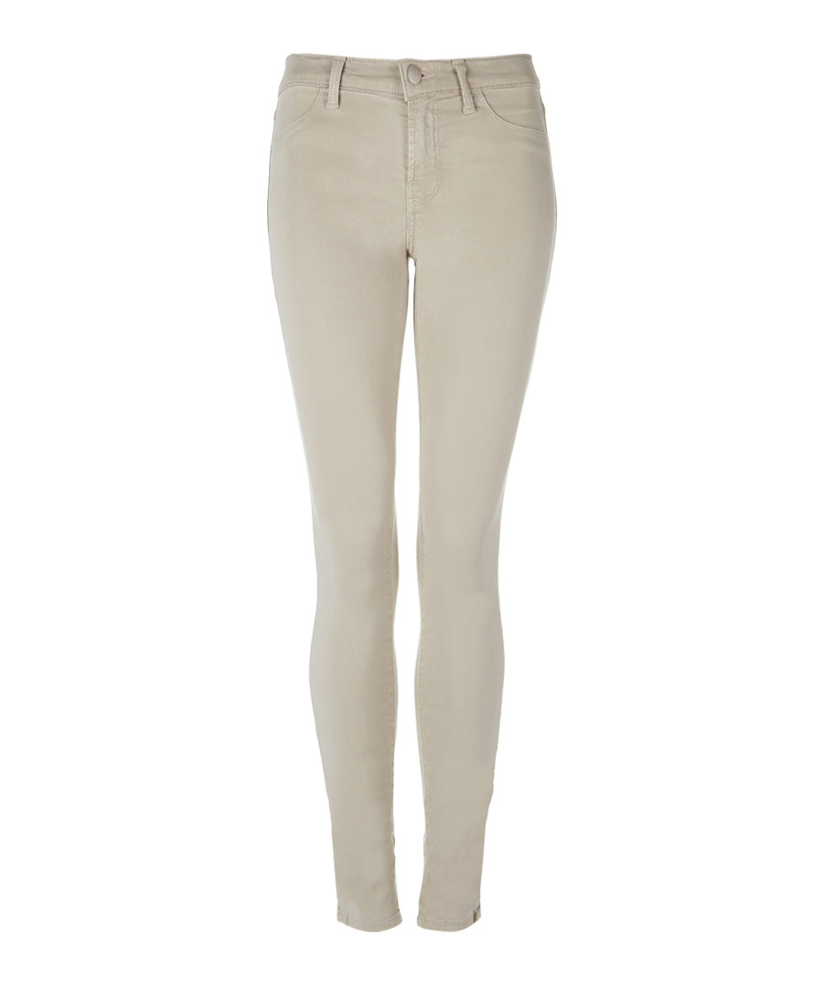 485 biscuit mid-rise super skinny jeans Sale - J BRAND
