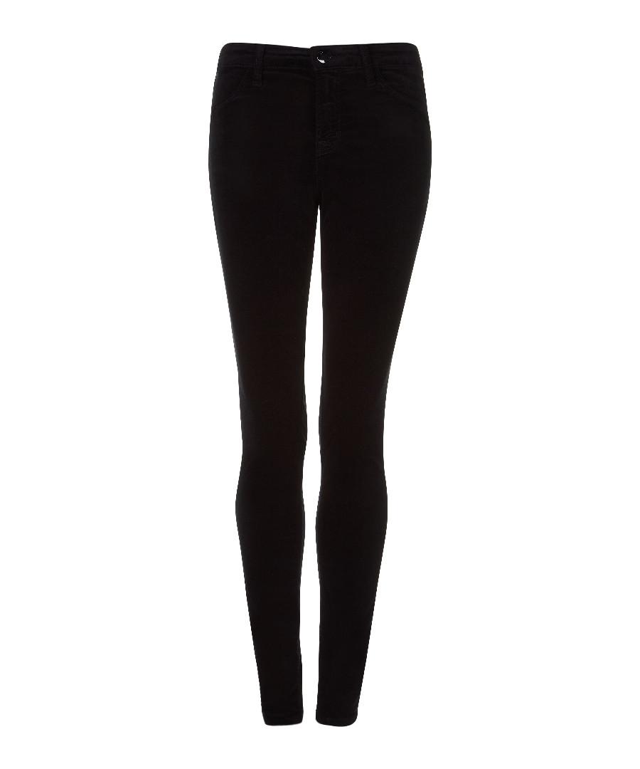 815 black mid-rise super skinny jeans Sale - J Brand