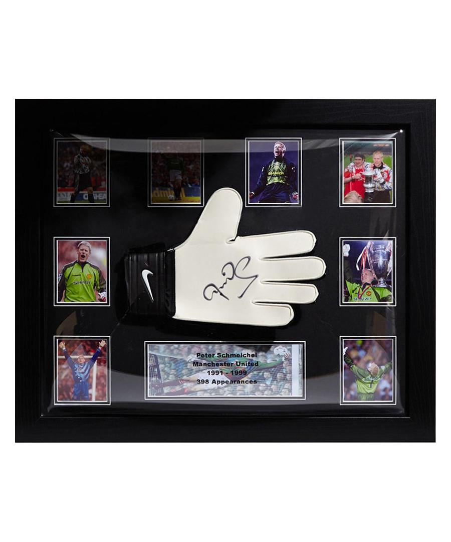 Peter Schmeichel signed glove Sale - sporting memorabilia