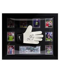Peter Schmeichel signed glove