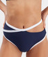 Tatiana navy cut-out bikini briefs Sale - alexandra miro Sale