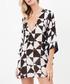 Talia print pure silk mini dress Sale - alexandra miro Sale