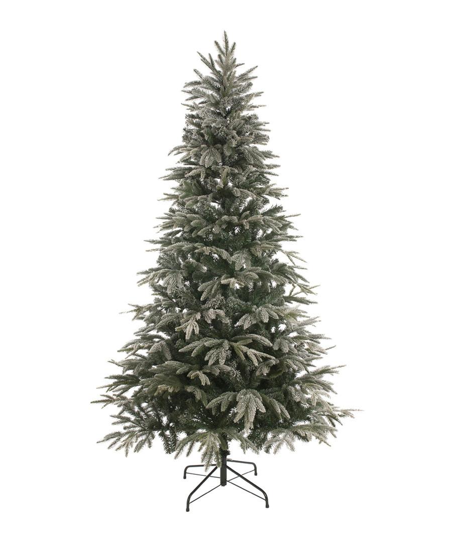 Green mountain snow pine tree 1.8m Sale - Festive