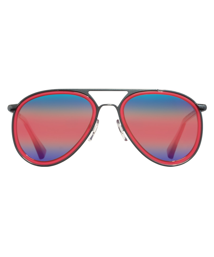 Red aviator sunglasses Sale - cutler and gross