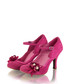 Silvia fuchsia embellished heels Sale - ruby shoo Sale