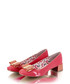 June coral bow ballet flats Sale - ruby shoo Sale
