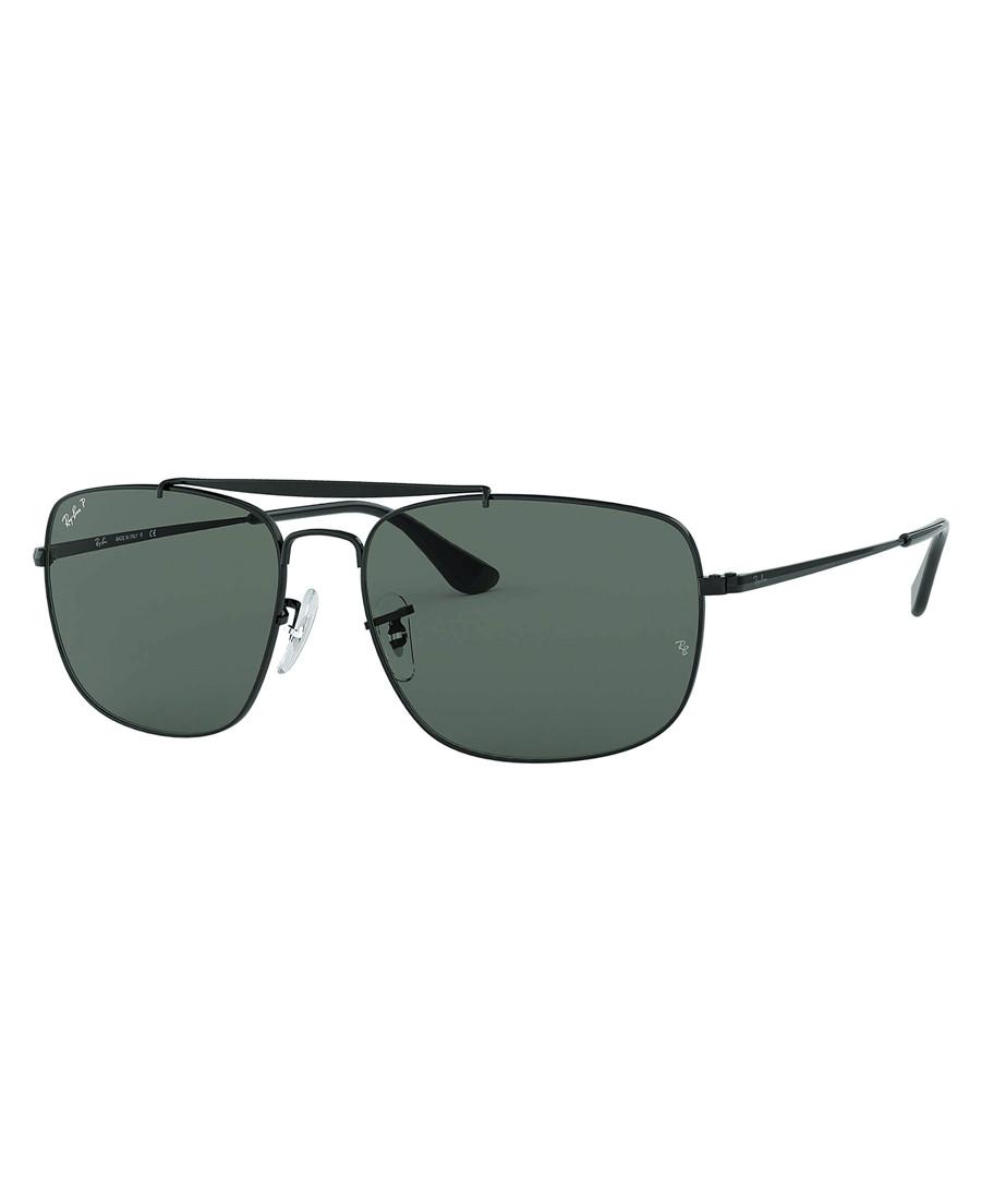 44acb39c2e0 The Colonel black   green sunglasses Sale - Ray-Ban