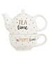 2pc Mum Time teapot & mug set Sale - sass & belle Sale