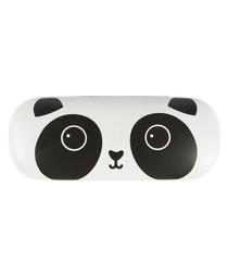 Kawaii Panda monochrome glasses case