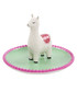 Lima Llama green & pink trinket dish Sale - sass & belle Sale