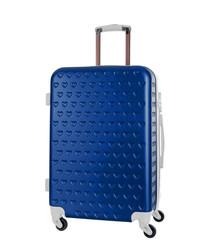 Rhoda blue spinner suitcase 49cm