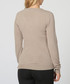 Desert cashmere V-neck jumper Sale - william de faye Sale