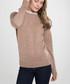 Desert cashmere & mohair detailed jumper Sale - william de faye Sale